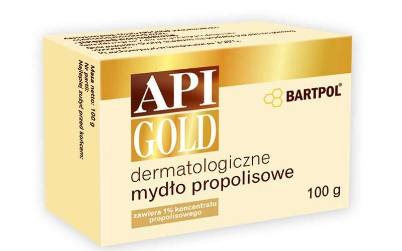Mydło propolisowe API-DERM