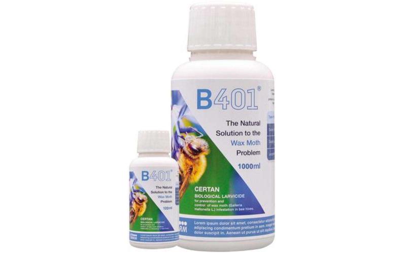 B401 - płyn na barciaka (motylicę woskową)