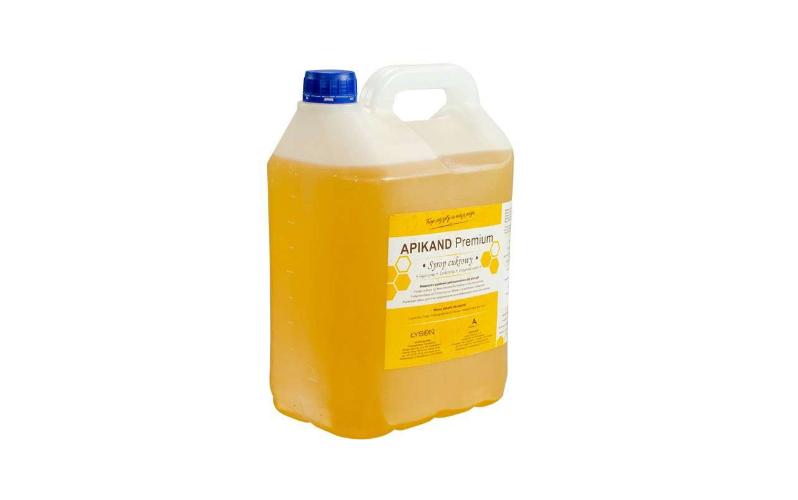 Apikand premium - syrop do podkarmiania pszczół